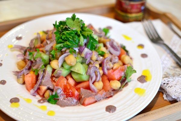 HOmistro helahty salads super easy