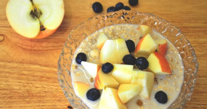 Homistro five minute breakfast- rolle doats